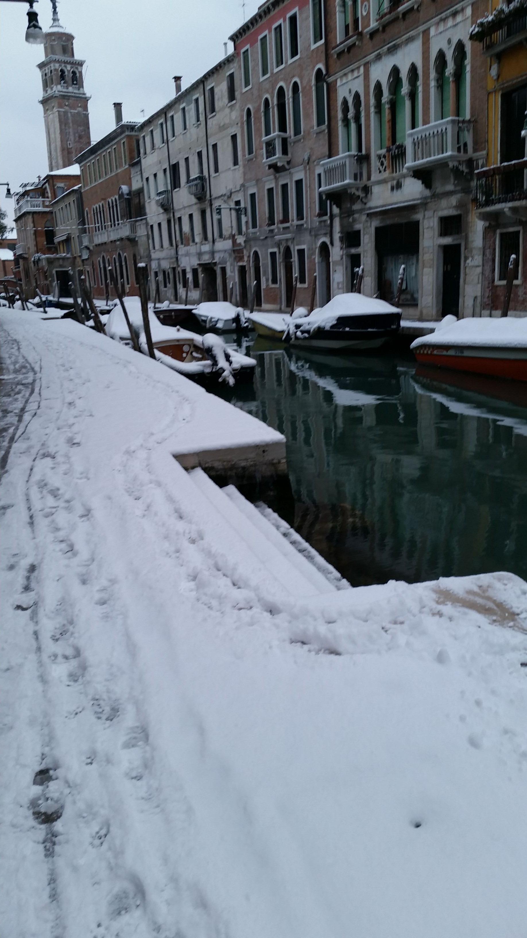passegiata a venezia
