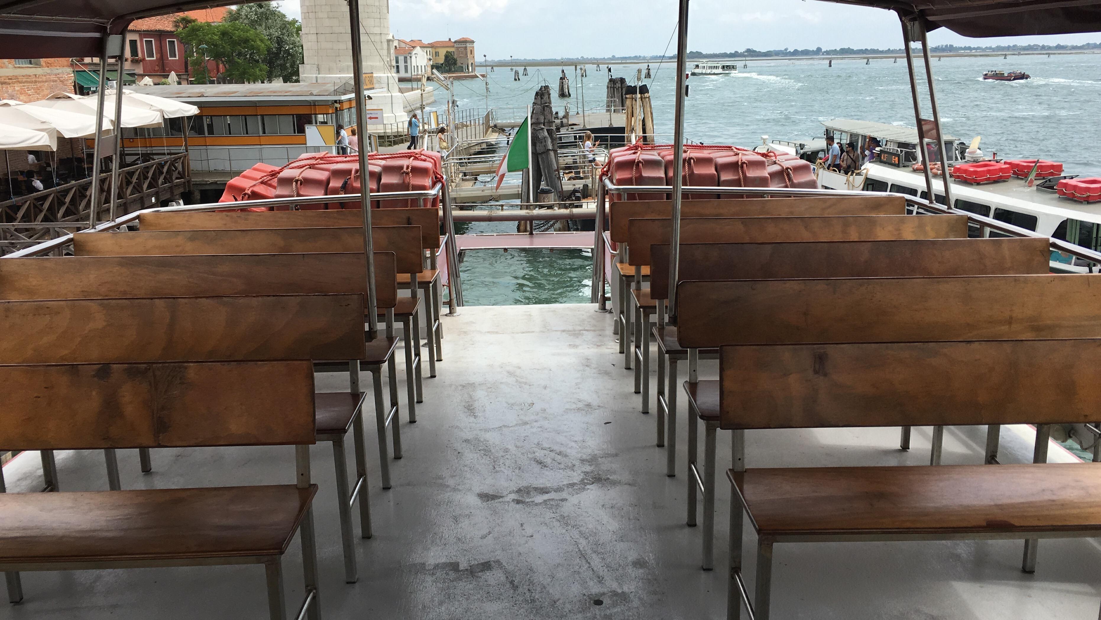 escursioni alle isole della laguna di Venezia